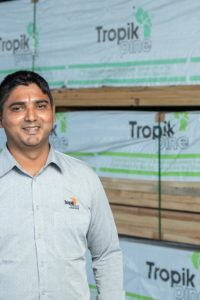 ASHVIEL PRASAD - MANAGER OPERATION (TWPL)