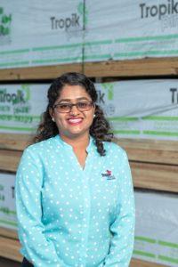 Kavita Nair - Manager Finance & Admin