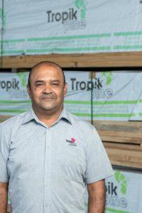 Rajesh Chandra - Manager Finance & Admin