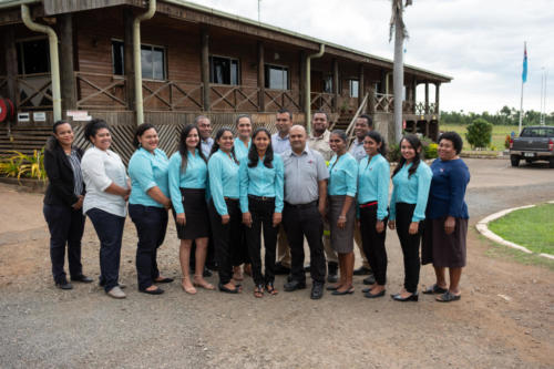 Finance  and Administration Team