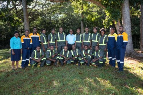 Vanualevu Operations Team (FPL)